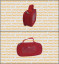 DOMPET Merah Polos