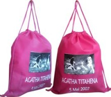 TAS SPUNBOND AGATHA TITAHENA Pink 37, 29