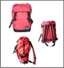 Detech Ransel DT-20001 Merah 40,30,15